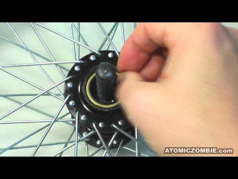 Wheel Bearing Service 8