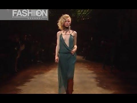 GUY LAROCHE Spring Summer 2003 Paris - Fashion Channel
