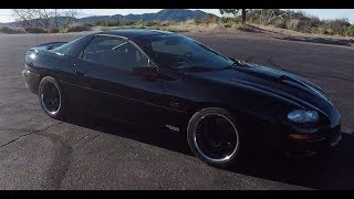 Built 4th Gen: The Underrated Camaro?- One Take