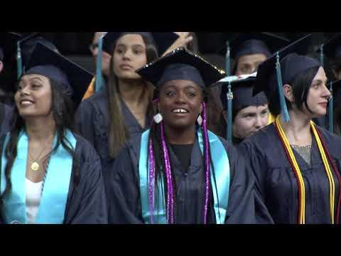 Portland Community College Commencement 2019