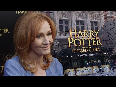 Stars Ask the Stars at the Broadway Opening of Harry Potter and the Cursed Child