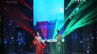 Putri & Shella - Mimpiku (Indonesia) - ABU TV Song Festival 2013