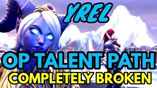 Yrel Build Guide - Insanely OP Healing and Opressive Numbers - HotS Yrel Talent Guide