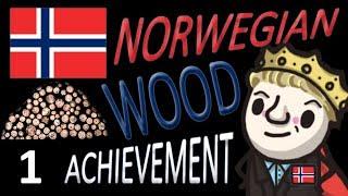 Europa Universalis IV - Norway - EU4 Achievement Norwegian Wood - Part 1