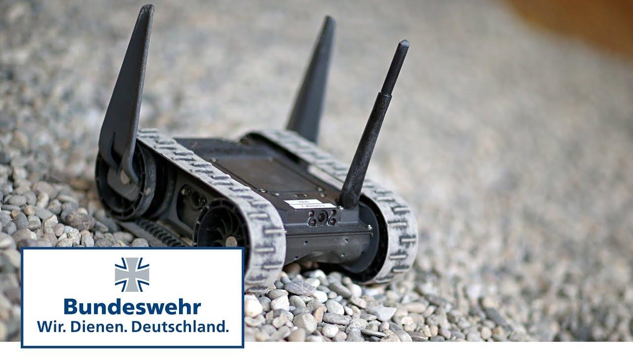 neue kamera drohne im test bundeswehr youtube