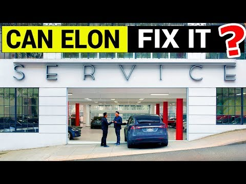 Tesla's Service: Does Elon Musk Know How to Fix It?