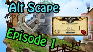 Alt-Scape - Episode 1 l Starting Fresh