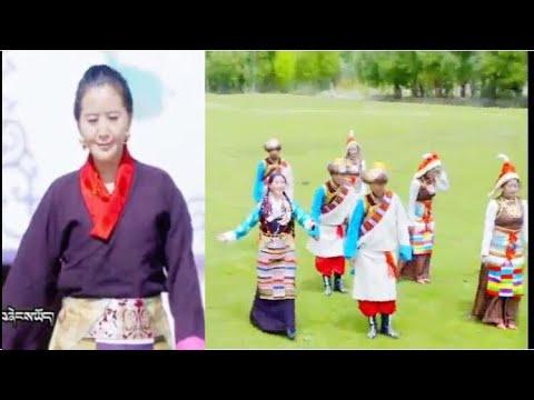 Tibetan Song ༼བྲོ་ཕུད་གཟིགས་ལ་ཕེབས་དང་།༽by Pema Lhamo