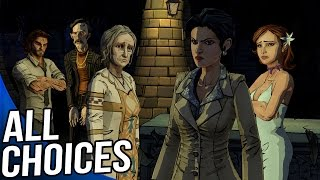 The Wolf Among Us Episode 5 - All Choices/ Alternative Choices