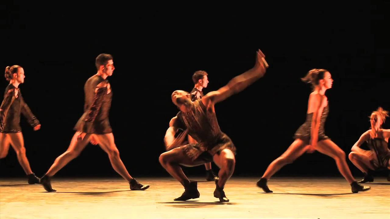 video: Les Grands Ballets Canadiens de Montreal - Minus One