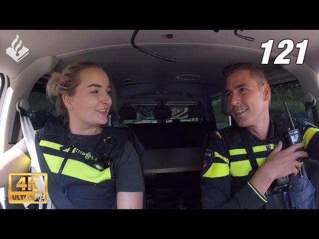 Croco Jill een dienst mee met de politie. Vals geld, assistentie collega en een winkeldiefstal.