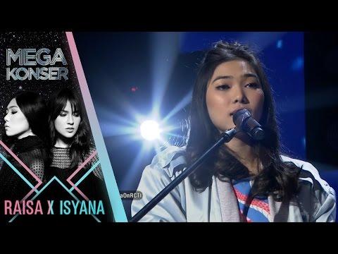 Isyana Sarasvati Mimpi  Mega Konser Raisa X Isyana 2017