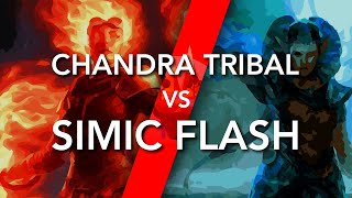 Chandra Tribal VS Simic Flash