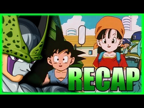 Perfect Cell Hilariously Recaps Dragonball GT