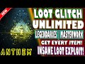 🆕 WTF! UNLIMITED Legendaries & Masterwork INSTANTLY GLITCH | Anthem | INSANE EXPLOIT | GET ALL GEAR