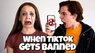 When Tik Tok Gets Banned