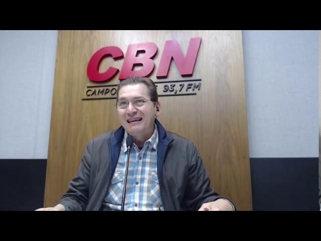 CBN Ago (16/05/2020): com Eder Campos