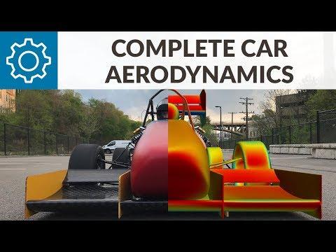 Formula Student / Formula SAE Workshop - Session 2: Complete Car Aerodynamics