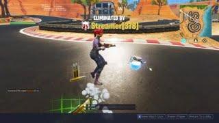 Bullet Went Through Him!!