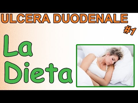dieta per le persone con ulcera gastrica
