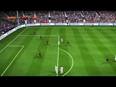 FIFA 14 gol spettacolare xbox one