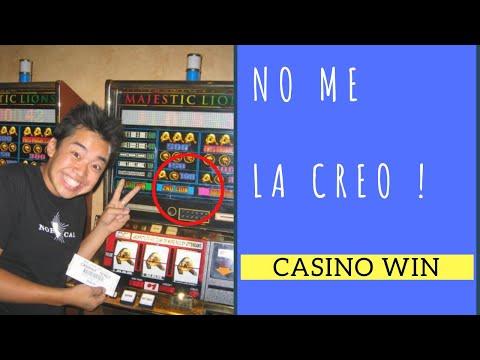 Ganando $10,000 en el CASINO !!