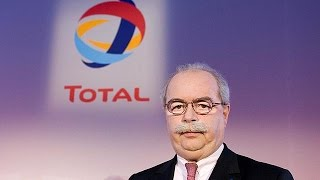 Total oil CEO Christophe de Margerie dies in Moscow plane crash