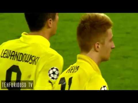 Матч боруссия реал обзор матча