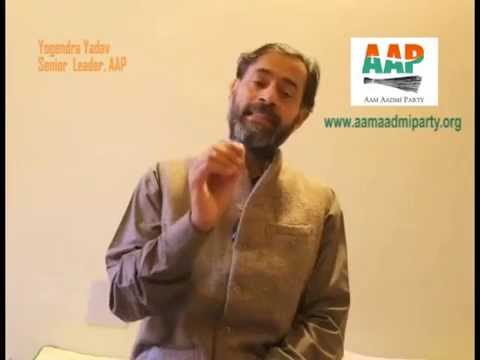 Yogendra Yadav Special Appeal to Overseas Indians