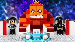 LEGO Movie 2 - Emmet & Rex Meet Queen Watevra Wa