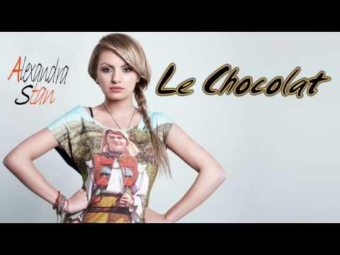 Alexandra Stan (feat. Connect-R) - Vanilla Chocolat (Lyrics)