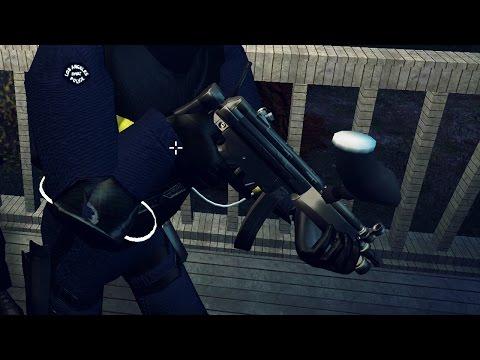 SWAT 4 - Part 24 - Paintball Gun Loadout