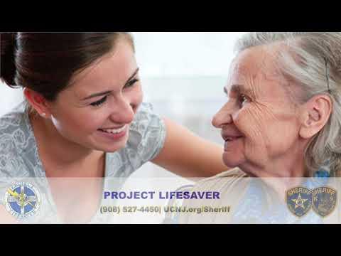 Union County- Project Lifesaver - Union County NJ