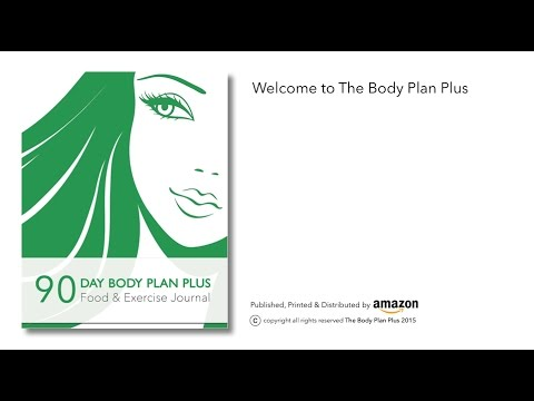 Welcome to The Body Plan Plus
