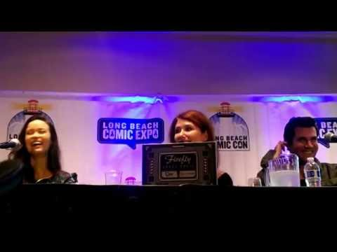 Jewel Staite Talks Space Cases Flash Forward Firefly Panel LBCC 2016