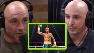 Kelly Pavlik: The Fight That Sold Me On Lomachenko - Joe Rogan