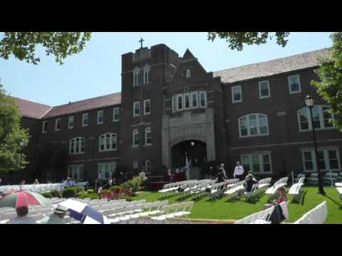 Ursuline Graduation Live Stream