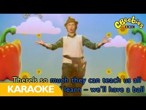 CBeebies: Mr Bloom - Karaoke Theme Song