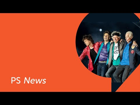 PS News 22 - Rolling Stones on Tour