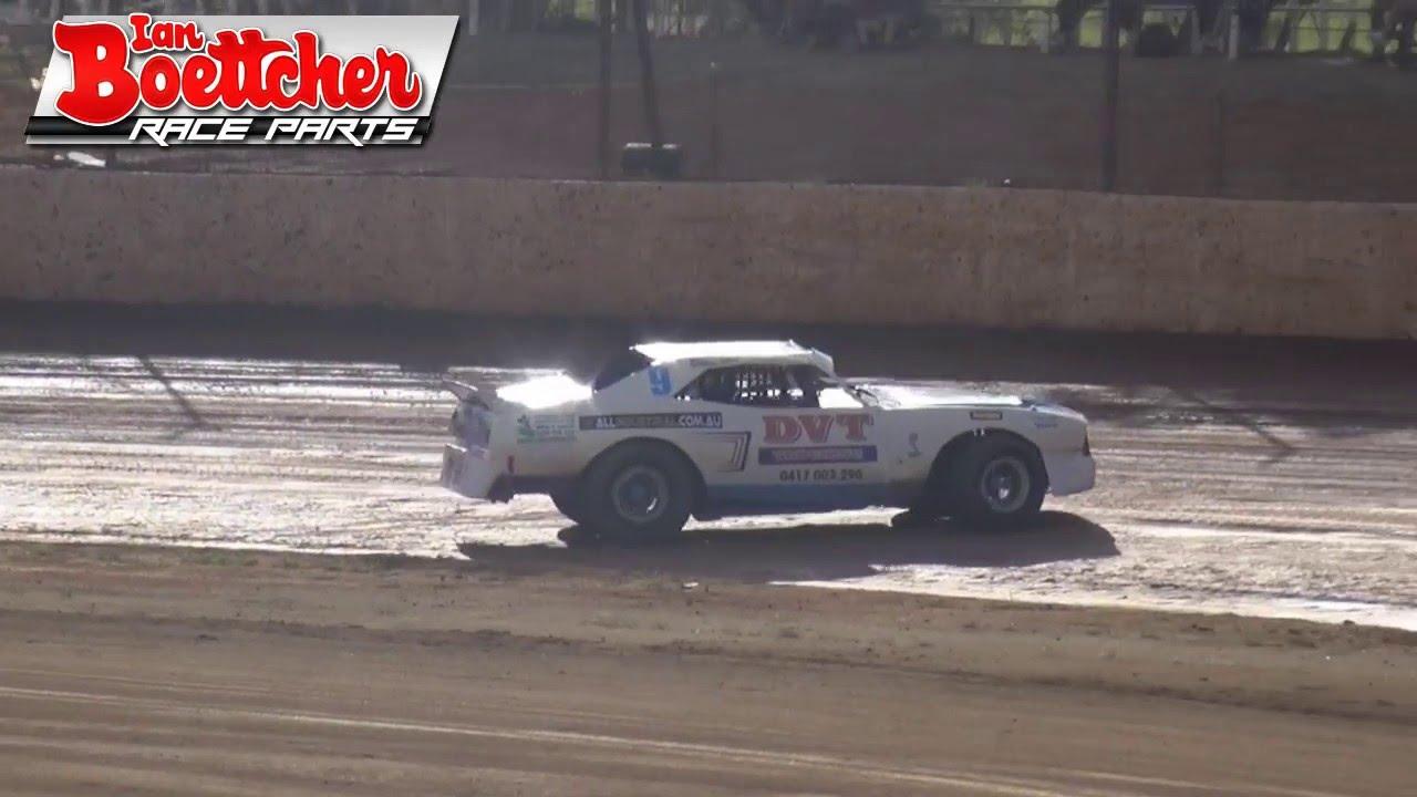 Open Sedans Heat A Grade Night Carina Speedway