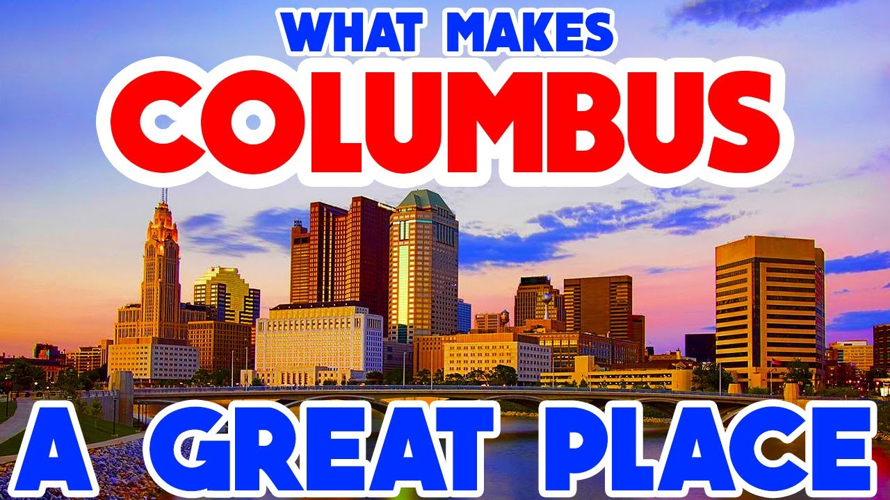 Download COLUMBUS, OHIO - The TOP 10 Places you NEED to see.