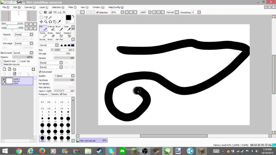 Drawing Smooth Lines In Photo With Tablet : How to draw smooth lines with a graphics tablet youtube