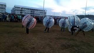 23/03/2018 Very funny football match in PETRONAS football ground