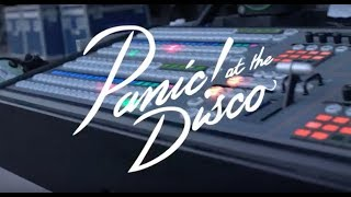 Blackmagic Design live with Panic! at the Disco