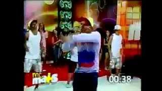 MC SHOCK DE NATAL   SIGO EM FRENTE   PROGRAMA MAIS