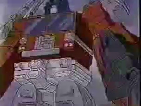 Transformers G1 Powermasters Optimus Prime Commercial 1988