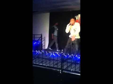 """RellyDough at The Loft """"86 Chevy"""" live (clip 1)"""