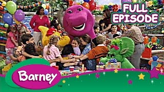 Barney - Home Sweet Earth, The Rainforest (full Episode)