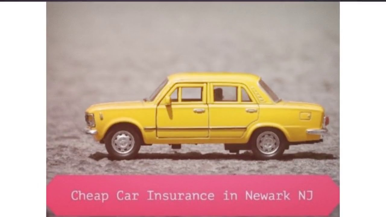 Cheap Car Insurance in Newark NJ | 201-613-5426