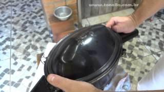 Tonella - filtro de ar do fusca